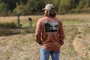 Long Sleeve Delta Royalty Series