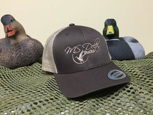 MS Delta Ducks Snapback Series Hats