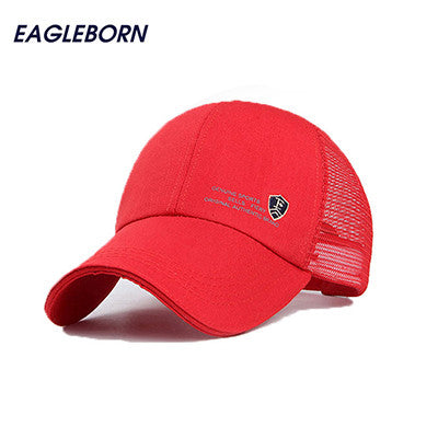 Gorra EAGLEBORN Bordada