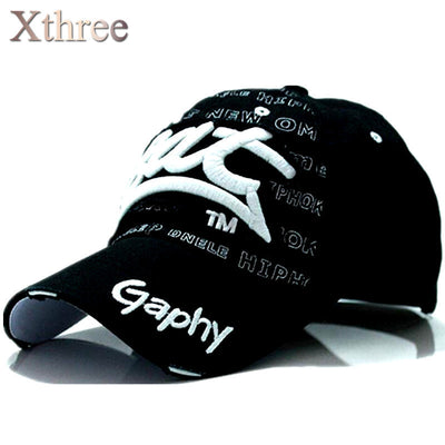 Graphy Gorra Bordada
