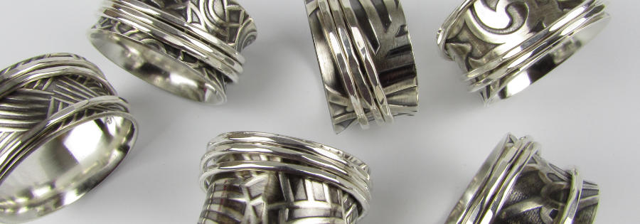 Video: Making a Spinner Ring