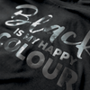 Black is my Happy Colour Tee