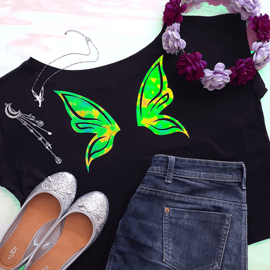 Casual Fairy Tee