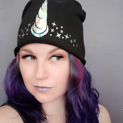 Casual Unicorn Beanie | Ready to Wear