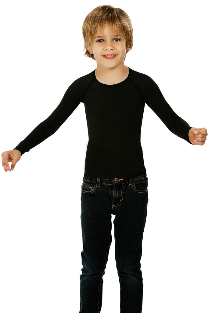 JettProof Boys Long Sleeve Shirt