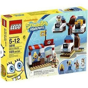 LEGO Spongebob Squarepants Glove World Set 3816 - GogoBricks