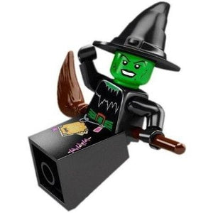 LEGO Minifigure 8684 Series 2 Wicked Witch - GogoBricks