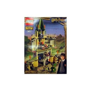LEGO Harry Potter (4729) Dumbledore's Office - GogoBricks