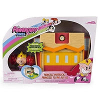 NEW! The Powerpuff Girls Princess Morbucks Schoolyard Scramble Playset with EXCLUSIVE Princess Morbucks - GogoBricks