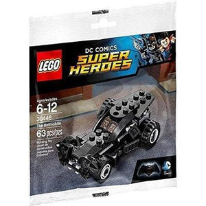 LEGO The Batmobile DC Comics Super Heroes 30446 - GogoBricks