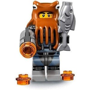 LEGO Ninjago Movie Minifigures Series 71019 - Shark Army Octopus - GogoBricks