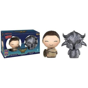 Funko Wonder Woman & Ares Con Exclusive Dorbz - GogoBricks