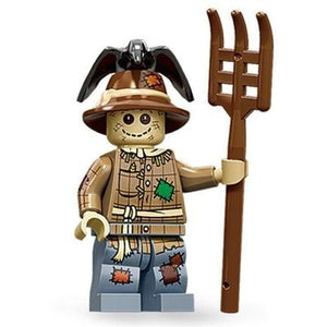 LEGO Minifigures Series 11 Scarecrow Mini Figure - GogoBricks