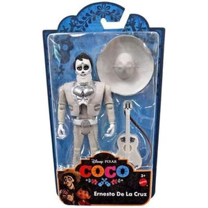 NEW! Disney Pixar COCO Movie - ERNESTO DE LA CRUZ FIGURE & GUITAR - GogoBricks