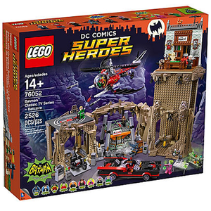 Lego Batman™ Classic TV Series – Batcave - GogoBricks