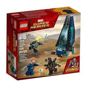 LEGO® Super Heroes Marvel Avengers Movie Outrider Dropship Attack 76101 - GogoBricks