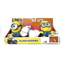 Despicable Me 3 - Plush Buddies exclusive TRU