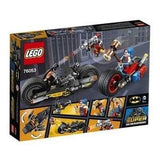 LEGO Super Heroes Batman: Gotham City Cycle Chase 76053 - GogoBricks