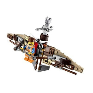 LEGO, The Lego Movie, Getaway Glider (70800) - GogoBricks