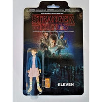Funko Stanger Things Eleven with Eggo (styles may vary) Action Figure - GogoBricks