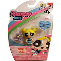 NEW 2016! Powerpuff Girls Bubbles Bulle Action Doll Figurine by Cartoon Network - GogoBricks