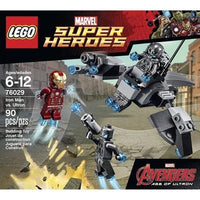 LEGO Marvel Super Heroes Iron Man vs. Ultron (76029) - GogoBricks
