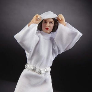 Star Wars The Black Series 40th Anniversary Princess Leia Organa 5.25 Inch Figure - GogoBricks
