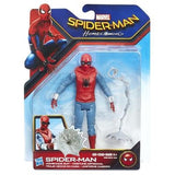 Spider-Man: Homecoming Spider-Man Homemade Suit Figure, 6-inch - GogoBricks