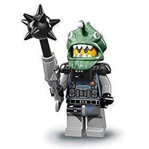 LEGO Ninjago Movie Minifigures Series 71019 - Shark Army Angler - GogoBricks