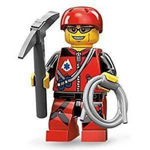 LEGO Minifigures Series 11, Mountain Climber - GogoBricks