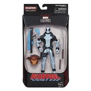 Marvel Legends Sasquatch Series Deadpool X-Force Action Figure