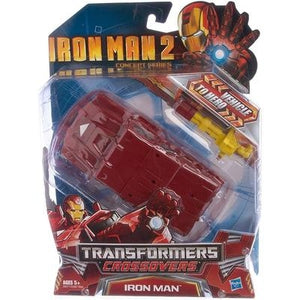 TRANSFORMERS CROSSOVERS Iron Man 2 Concept Series IRON MAN