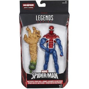 Marvel Legends Spider UK Action Figure BAF - GogoBricks