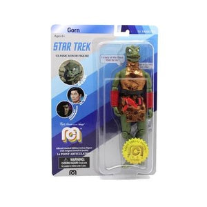 Mego Star Trek Gorn