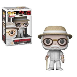 Funko POP! Movies: Jurassic Park 25th Anniversary - John Hammond - Minifigure - GogoBricks
