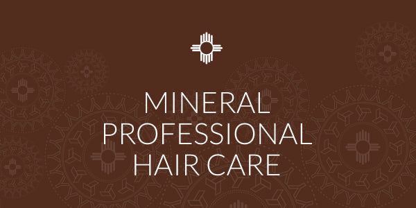 Mineral Professional Hair Care
