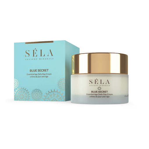 BLUE SECRET ESSENTIAL AGE DEFY DAY CREAM