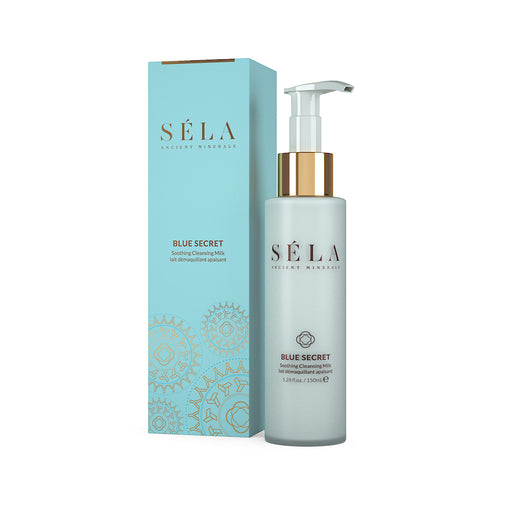 BLUE SECRET SOOTHING CLEANSING MILK