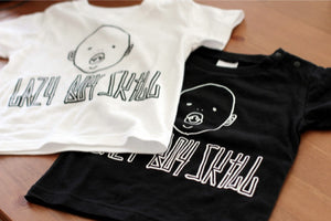 LAZY BOY SKILL Kids Tシャツ