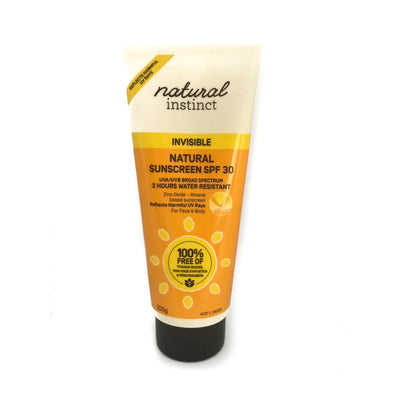 Natural Instinct Sunscreen - Kids