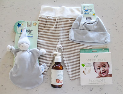 New Baby Gift Box - 100% Toxin Free