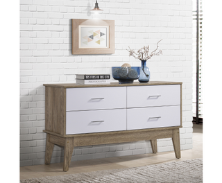 Sideboard Buffet Table - Oak