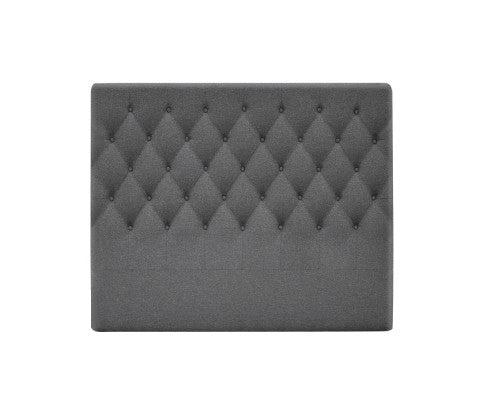 Corey Collection Bed Head Headboard - Grey