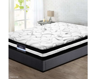 Giselle Euro Spring Foam Mattress