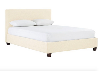 Carina Collection Bed Frame - Beige