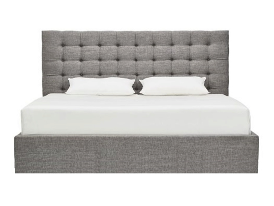 Emily Gas Lift Collection Bed Frame - Grey