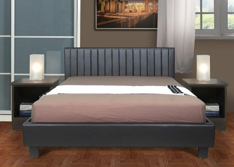 Essex Collection Bed Frame - Black