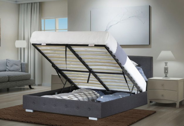 Fielding Gas Lift Collection Bed Frame