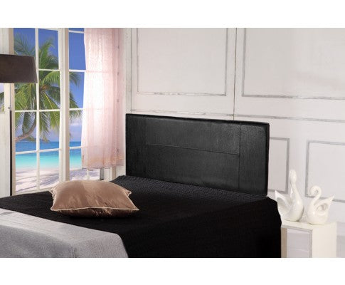 Mondeo Collection Bed Head Headboard - Black