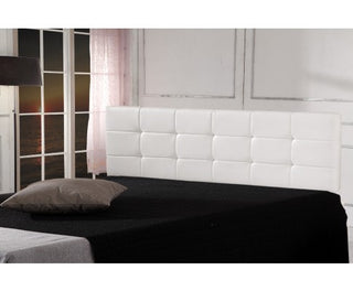 Astoria Collection Bed Head Headboard - White